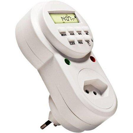 Timer Digital Tensão Bivolt MXT
