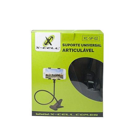 Suporte para Celular Articulável X-Cell XC-SP-02
