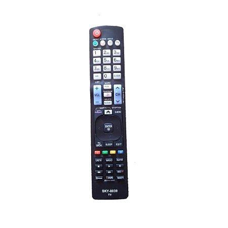 Controle Remoto para TV LG SKY SKY-8039