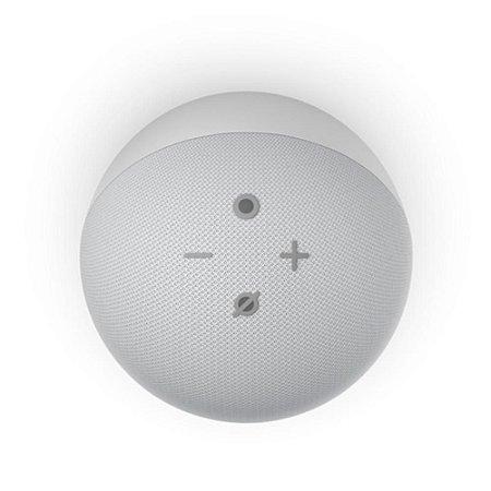 Amazon Echo Dot Alexa 4ª Geração Prata