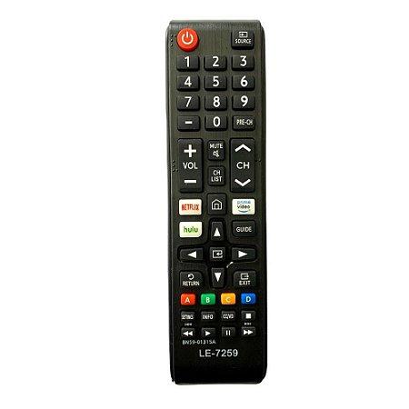 Controle Remoto para Tv Samsung LE-7259 Lelong