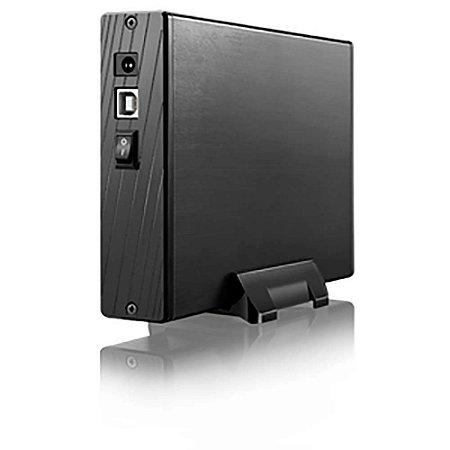 Case Hd Externo 3.5'' Multilaser sem Cooler GA118