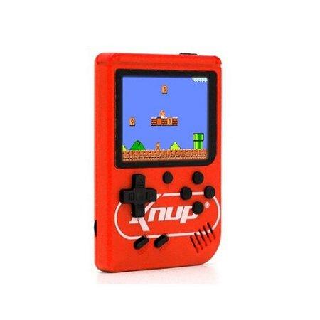 Mini Game M3GAGAM3 Knup KP-GM001 Vermelho