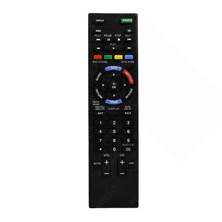 Controle Remoto para TV Sony Maxx Maxx7009 RM-Y095