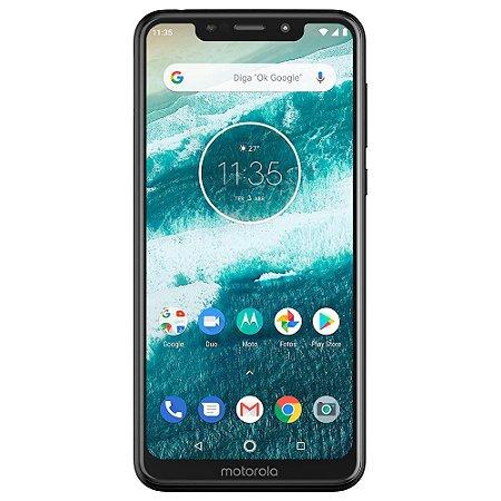 Smartphone Motorola Moto One 64GB XT1941 Preto