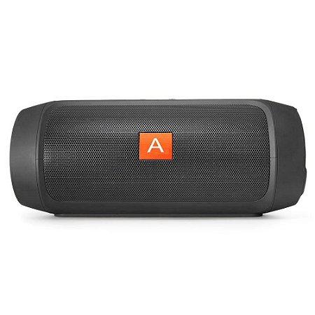 Caixa de Som Bluetooth AL-006 Preta 15W