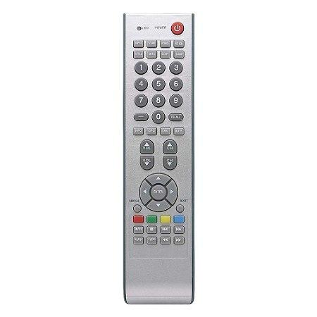Controle Remoto para TV H-Buster C01234 MXT