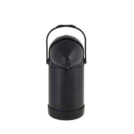 Garrafa Térmica de Pressão Nobile Mor 500ML Preta