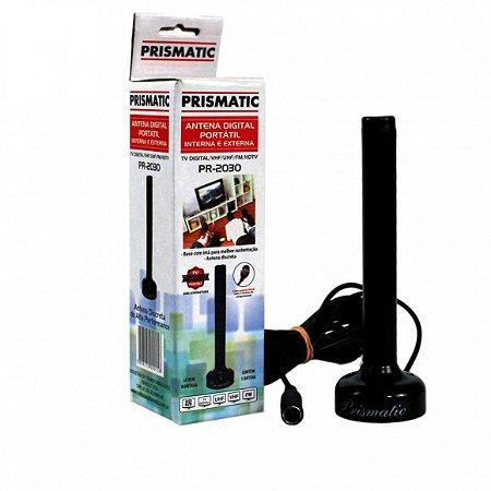 ANTENA PR-2030 PRISMATIC C/ CABO 5MT.