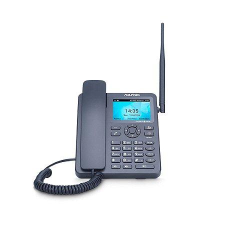 Telefone Rural Aquario Ca42S 4G Wi-Fi Tela 3,5''