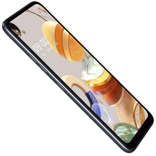 SMARTPHONE K61 LMQ630BAW LG 128GB TITANIO
