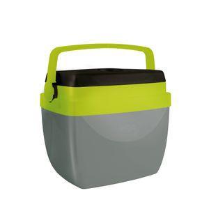 Caixa Térmica 12Litros Mor Cinza com Verde