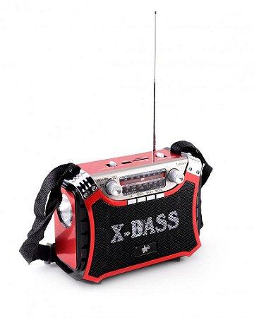 RADIO SS-2233RUT SONG STAR 3 FAIXAS AM/FM 5W