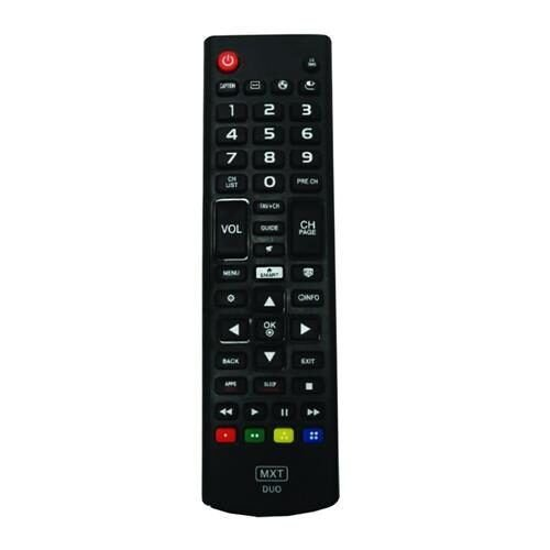 Controle Remoto para Tv LG e Samsung C01318 MXT