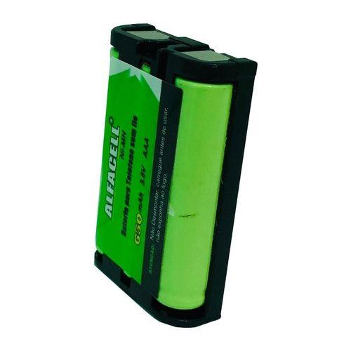 BATERIA P/TELEFONE S/FIO ALBR65006 ALFACELL 650MAH