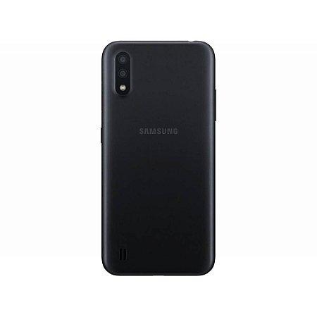Smartphone Samsung Galaxy A01 32GB A015 Preto
