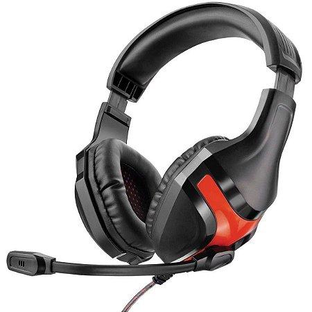 Fone Headset Gamer Warrior P2 Multilaser PH101
