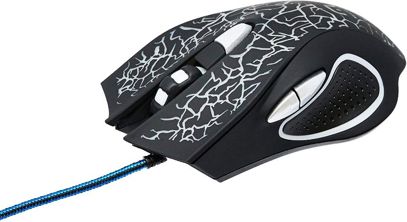 Mouse Gamer Multilaser Mo250 3200 DPI