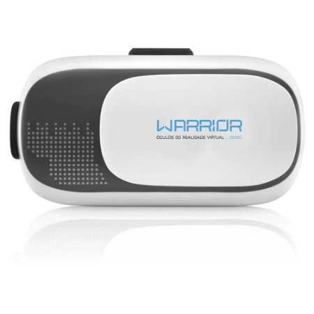 Óculos VR Gamer Warrior Multilaser JS080