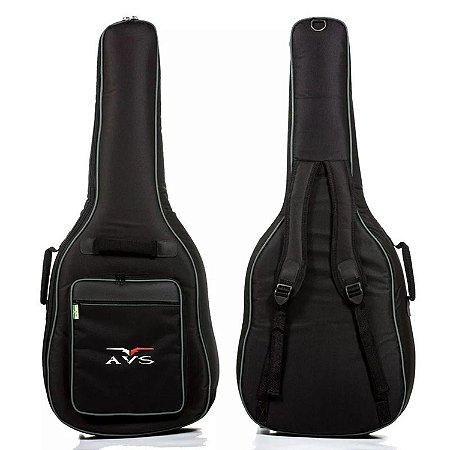 Bag para Violão Mega Luxo AVS CH200