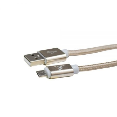 CABO MICRO USB V8 XC-CD-15 X-CELL PRATA 2MT