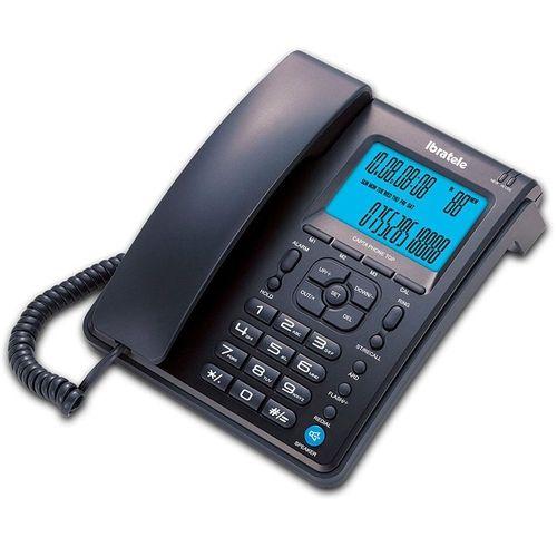 Telefone Ibratele com ID Capta Phone 0457R com Fio
