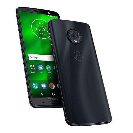 SMARTPHONE G6 PLUS XT1926 MOTOROLA 64GB INDIGO