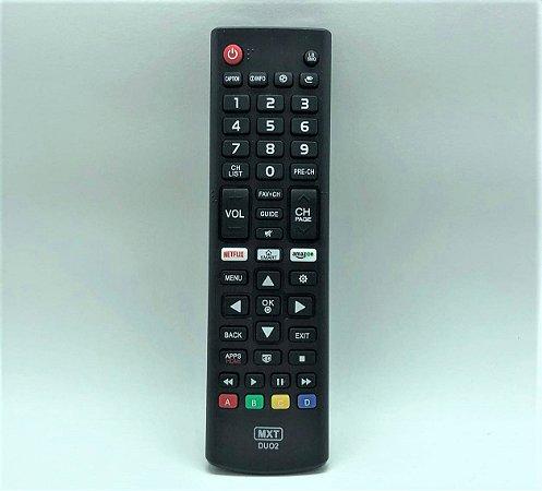 CONTROLE PARA TV SAMSUNG E LG C01377 MXT 23.1.1139