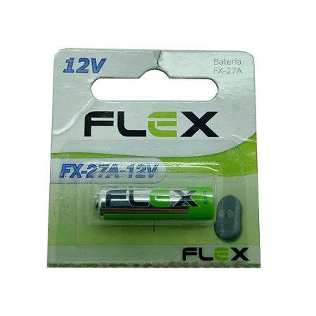 Bateria Alcalina 12V Flex FX-27A Unidade
