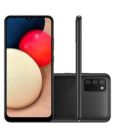 Smartphone Samsung Galaxy A02s 32GB A025M Preto