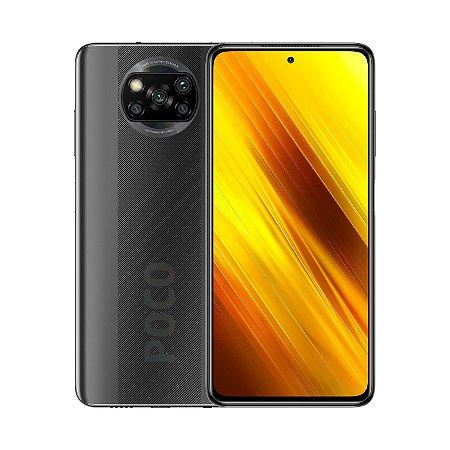 Smartphone Xiaomi Poco X3 128GB M2007J20CG Cinza