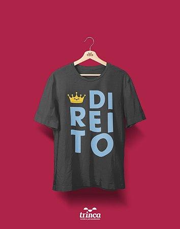 Camisa Universitária Direito - Soletre Direito - Premium