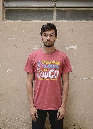 Camisa Engenharia - Linha Stone - Goiaba