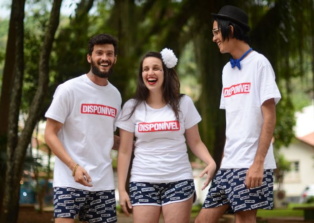 Kit Especial Carnaval (Camisa + Short) - Status