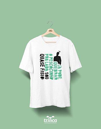 Camisa Universitária Fisioterapia - Torcicolo - Basic