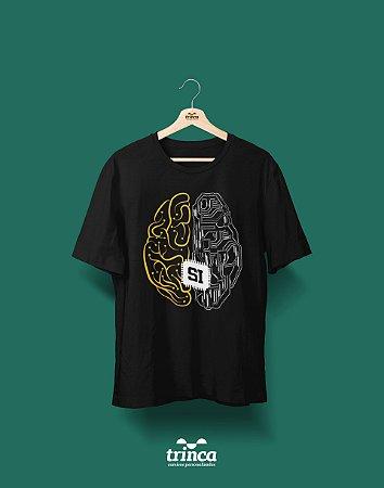Camisa Universitária Sistemas de Informação - Literalmente - Basic