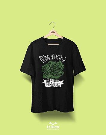 Camisa Universitária Nutrição - We Are the Champignons - Basic