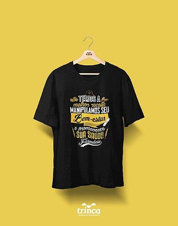 Camisa Universitária Farmácia - Farmalife - Basic
