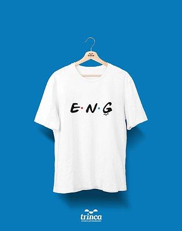 Camisa Universitária Engenharia - Friends - Basic