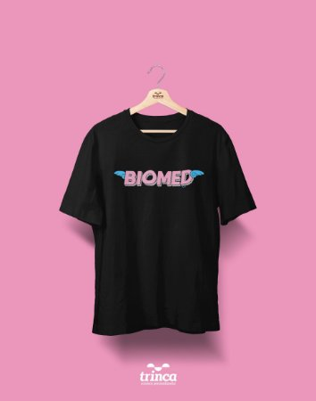 Camiseta Universitária - Biomedicina - Voe Alto - Basic