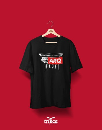 Camiseta Universitária - Arquitetura e Urbanismo - Supreme - Basic