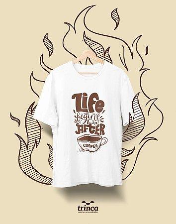 Camiseta Personalizada - Café - Segundou - Basic