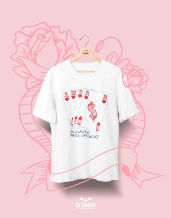 Camiseta Personalizada - Dia do Amor - Baralhove - Basic