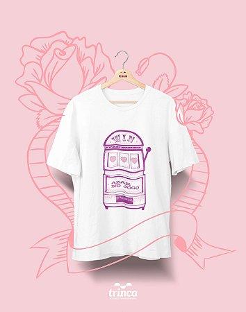 Camiseta Personalizada - Dia do Amor - Cassino do Amor - Basic