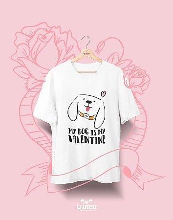 Camiseta Personalizada - Dia do Amor - MyDog - Basic
