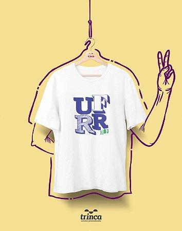 Camiseta - Coleção Sou Federal - UFRR - Basic