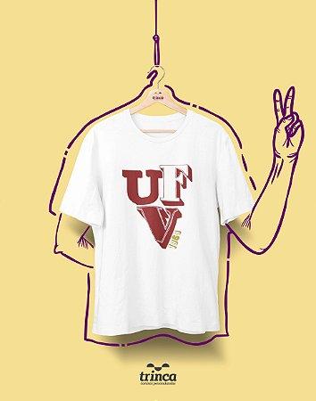 Camiseta - Coleção Sou Federal - UFV - Basic