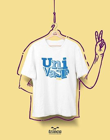 Camiseta - Coleção Sou Federal - UNIVASF - Basic