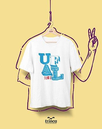 Camiseta - Coleção Sou Federal - UFAL - Basic