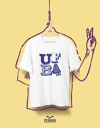 Camiseta - Coleção Sou Federal - UFBA - Basic